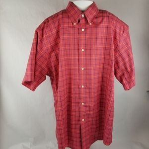 Brooks Brothers 346 short sleeve button down